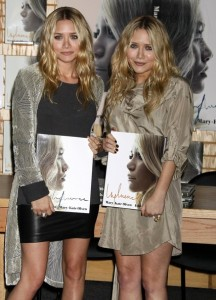 Mary+Kate+Ashley+Olsen+Book+influence