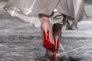 Louboutin Shoes - London Fashion Week AW14