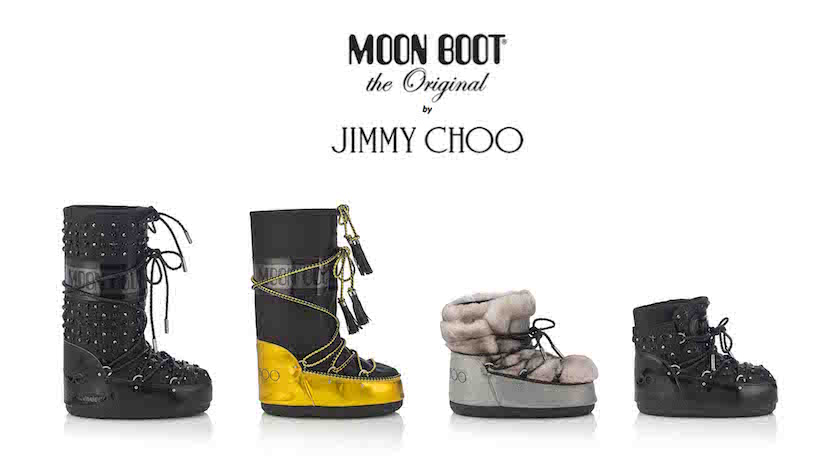 JIMMY CHOO Y MOON BOOT